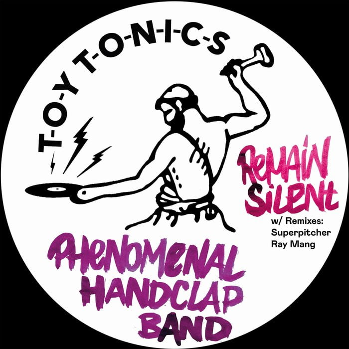 Phenomenal Handclap Band – Remain Silent (Ray Mang Remix)