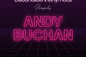 ANDY BUCHAN interview