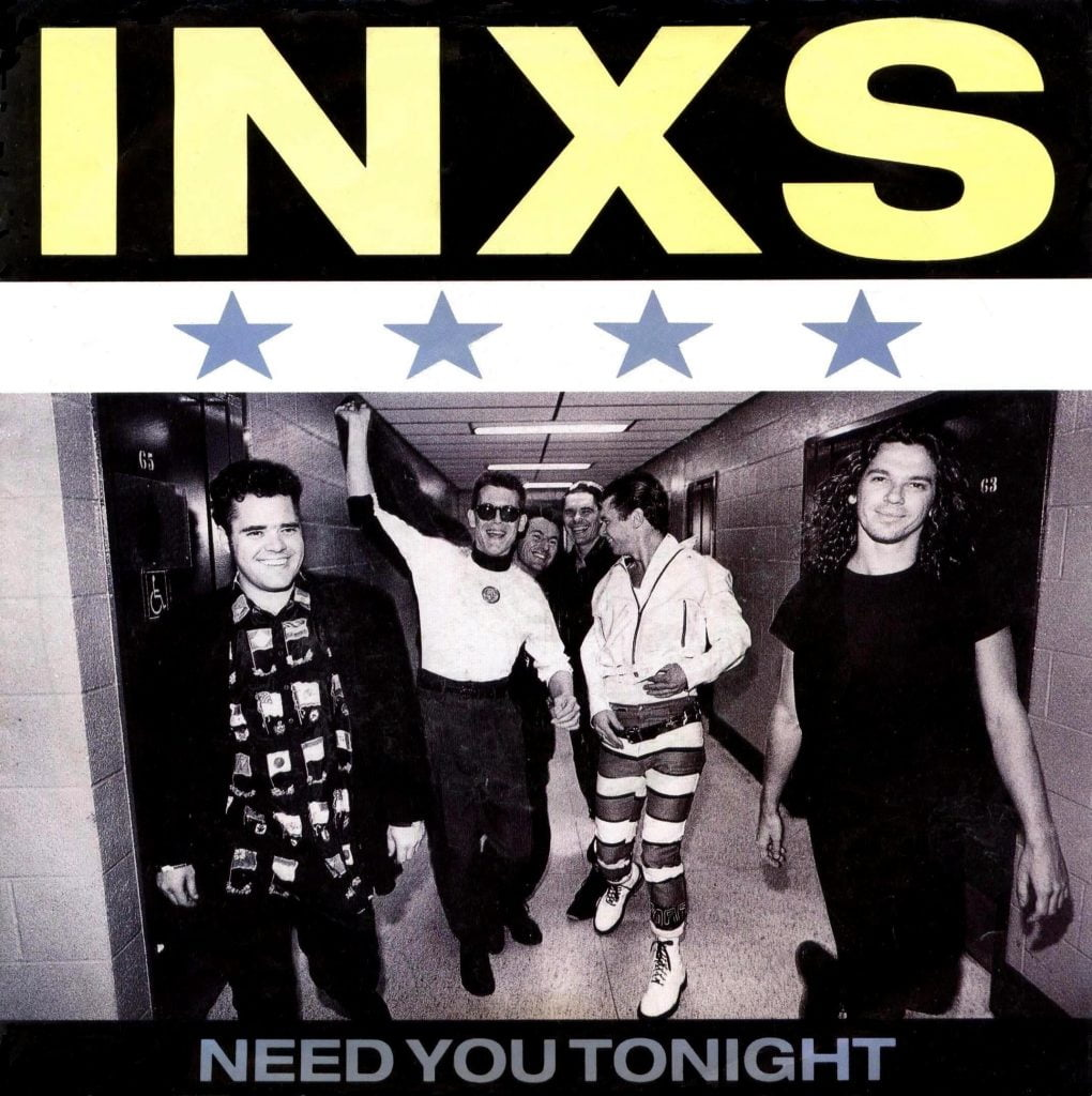 INXS – Need You Tonight (KRM House Dub)