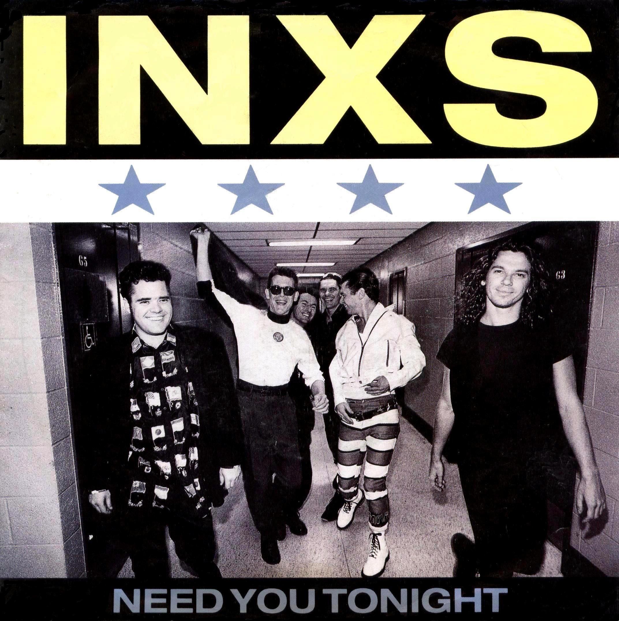 INXS – Need You Tonight (KRM House Dub)