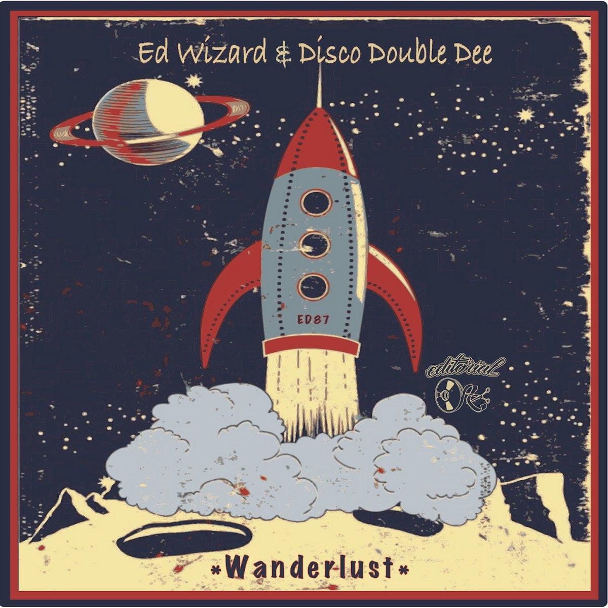 Ed Wizard & Disco Double Dee – About Da Music [Editorial]