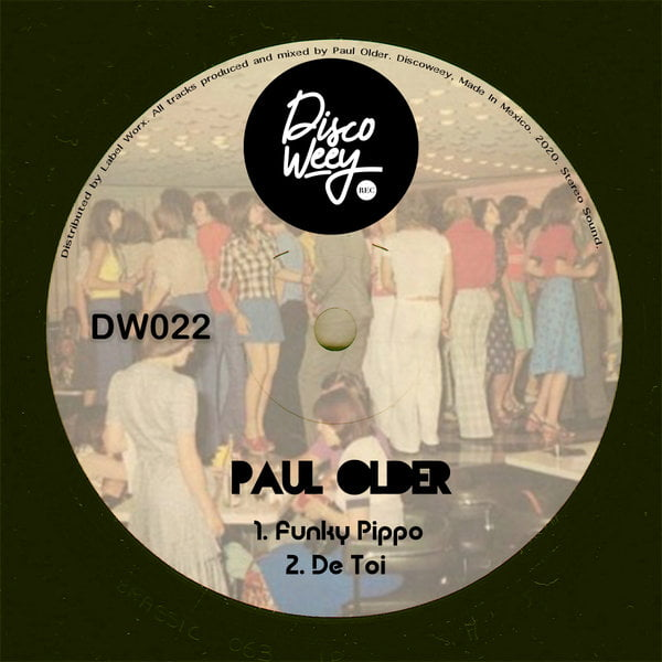 Paul Older – Funky Pippo [Discoweey]
