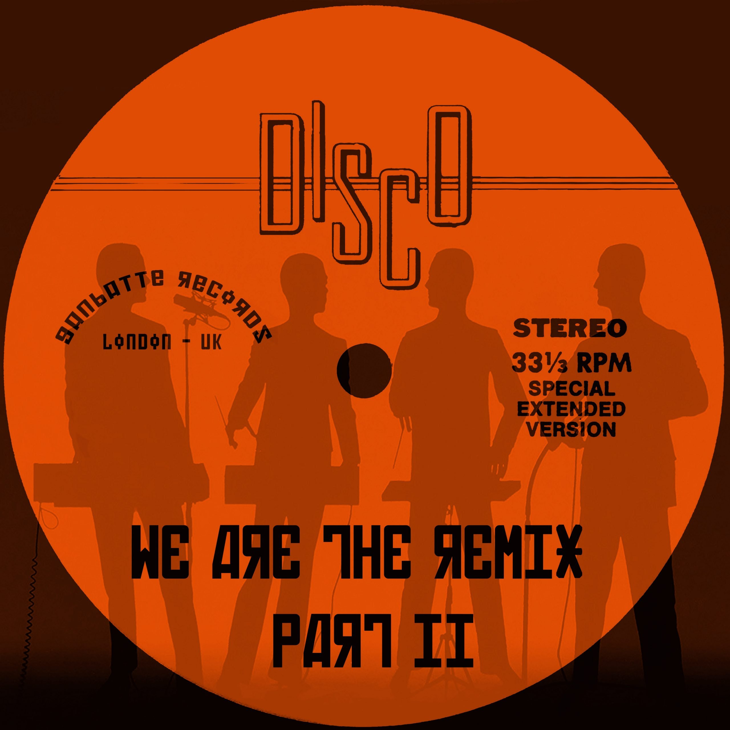 Various – We Are The Remix Part II [GANBATTE RECORDS]