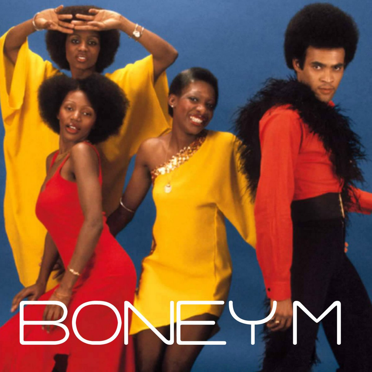 Boney M – Never Change Lovers In The Middle Of The Night (Dim Zach Mise En Plis edit)