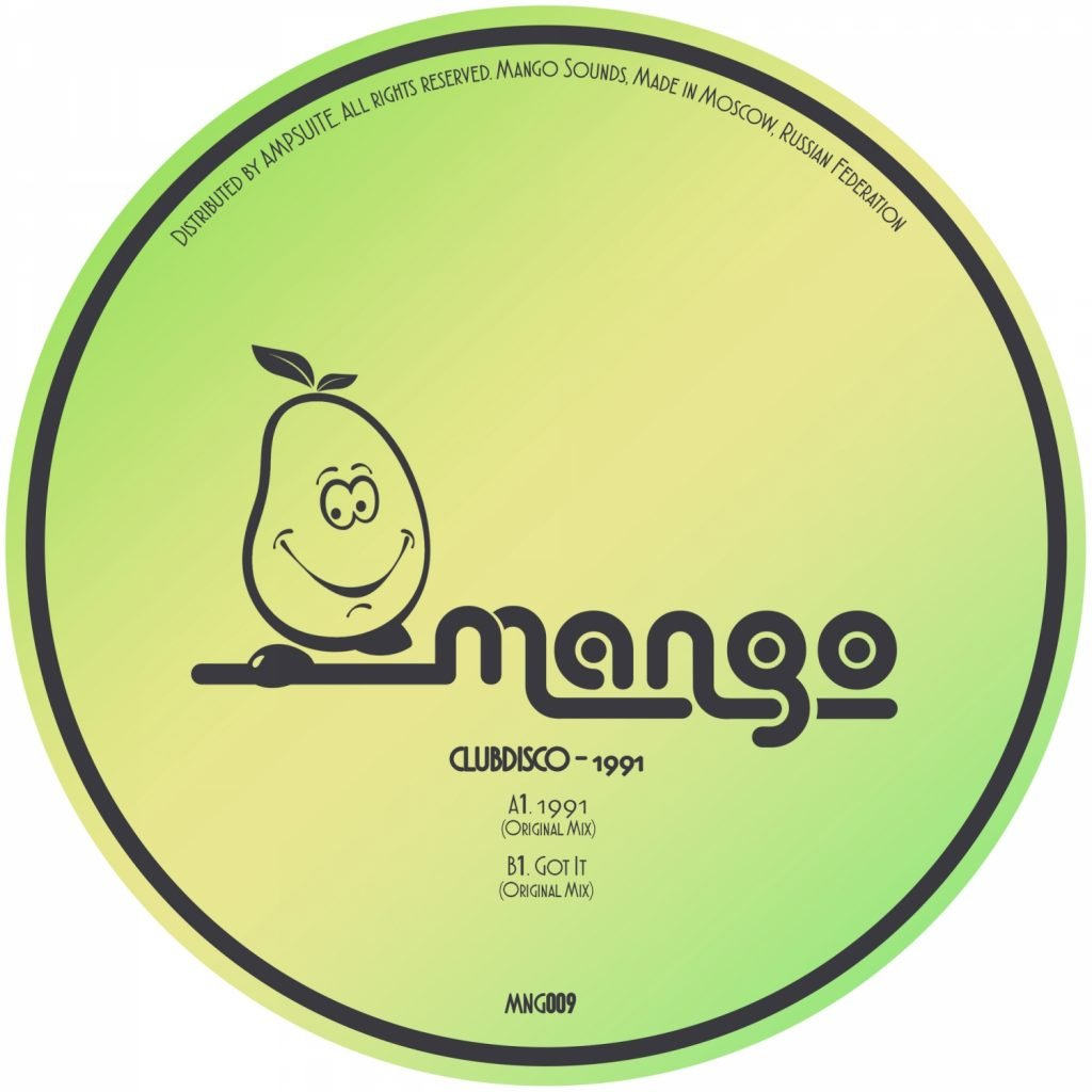 ClubDisco – 1991 [MANGO SOUNDS]