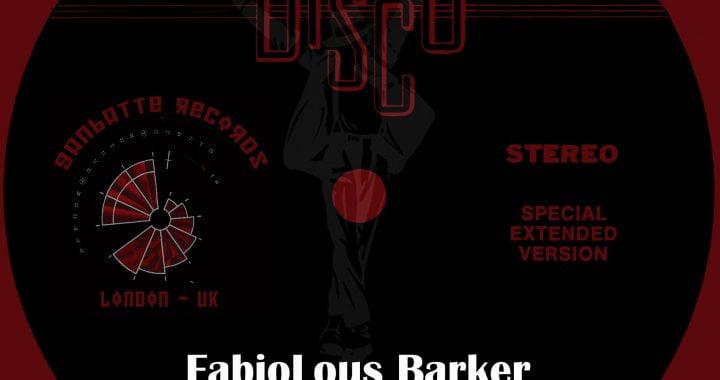 FabioLous Barker – Wanna Move My Body EP [Ganbatte Records]