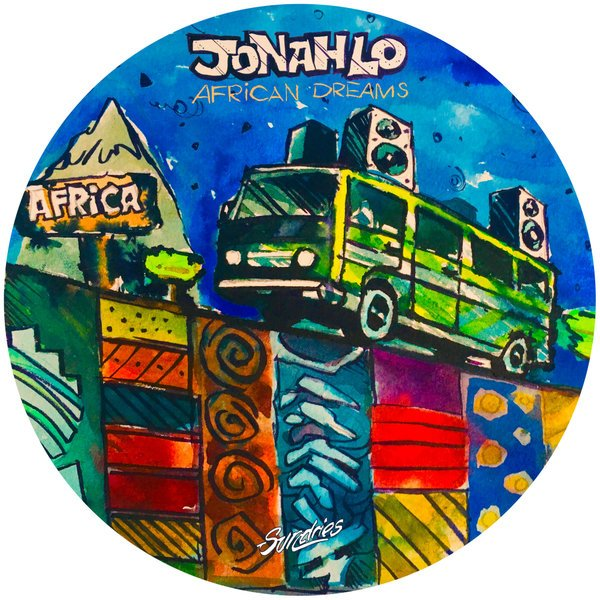 Jonahlo – African Dreams [Sundries]