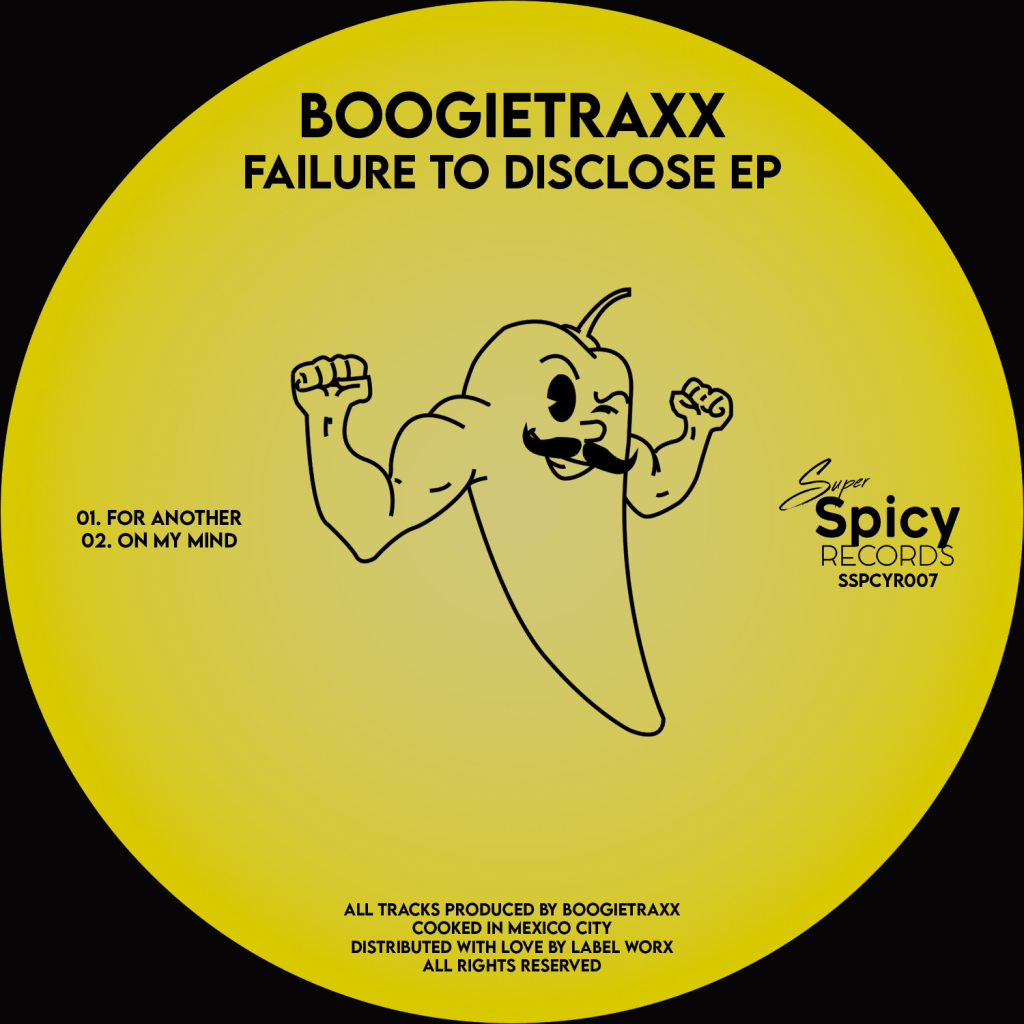 Boogietraxx – For Another [Super Spicy]