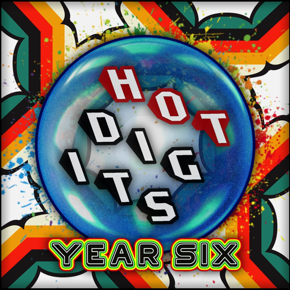 Hot Digits – Year 6 [Hot Digits]