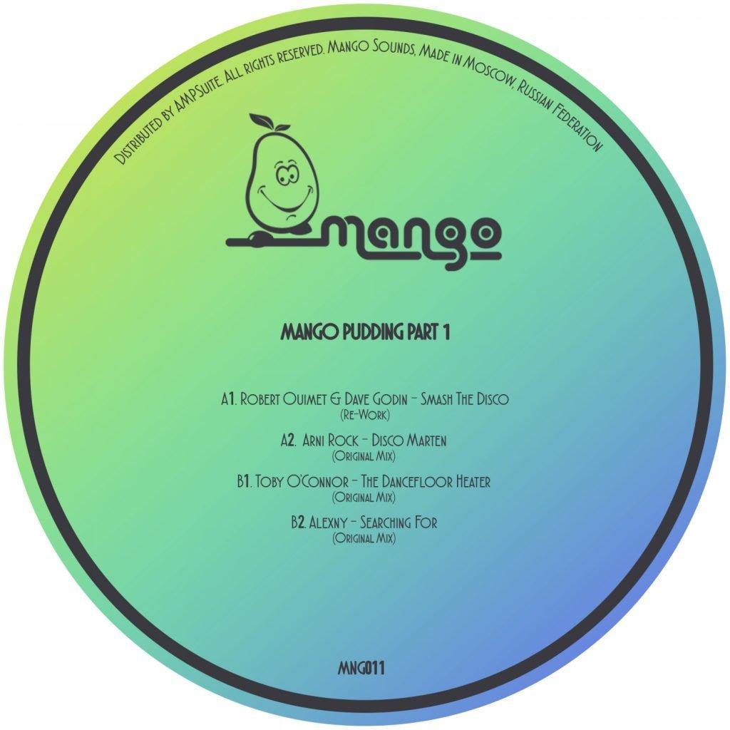 Various Artists – Mango Pudding Part 1 [Mango Sounds]