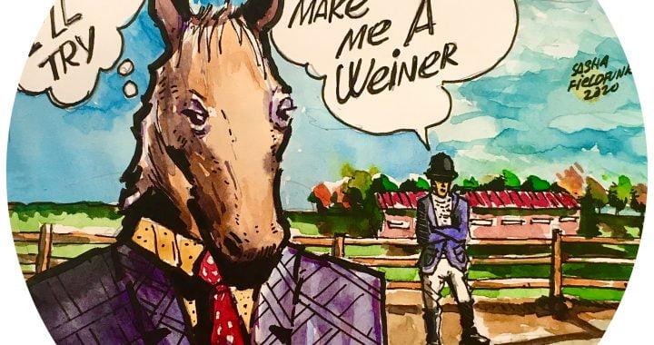 Pookie Knights – Make Me A Weiner [Sundries]