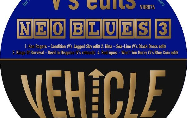V's Edits – Neo Blues Vol. 3 [Vehicle]