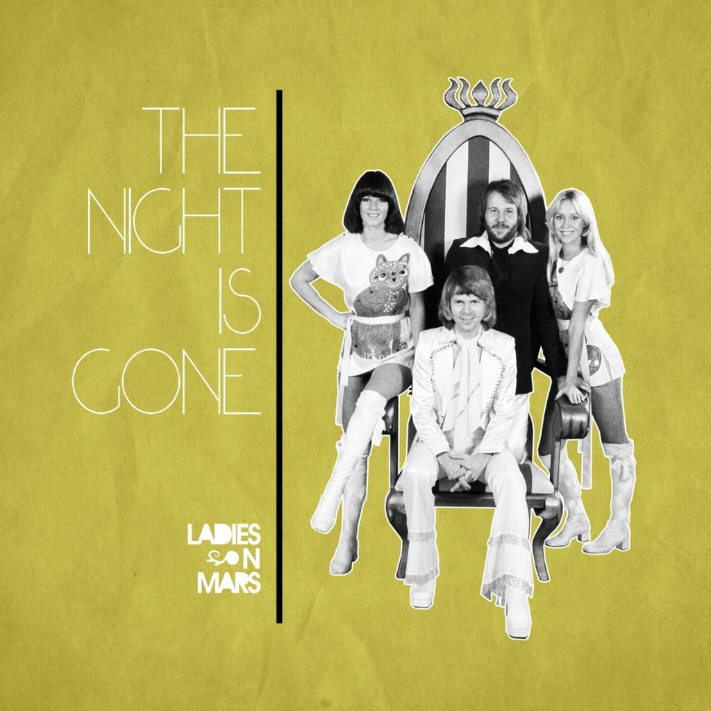 Ladies On Mars – The Night Is Gone