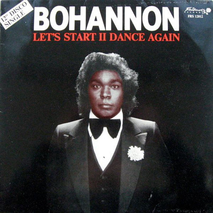 FREE DOWNLOAD Bohannon – Let's Start II Dance Again (Andy Buchan edit)