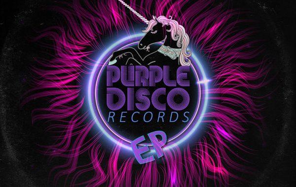 Mindbuster – Funk Affair EP [Purple Disco Records]