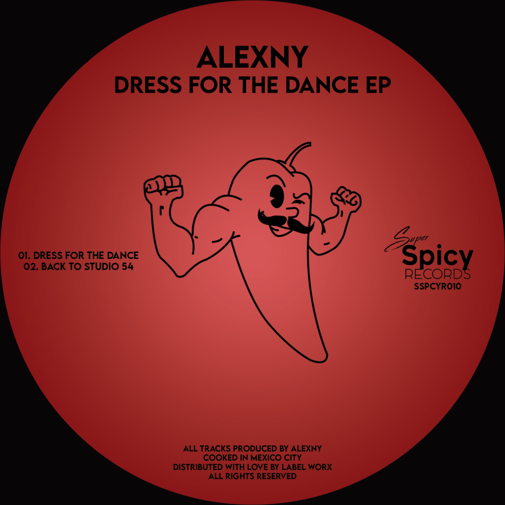 Alexny – Dress For The Dance [Super Spicy]