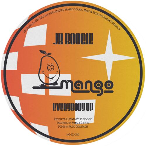 J.B. Boogie – Everybody Up [Mango Sounds]