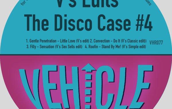 V's Edits – The Disco Case #4 [Vehicle]