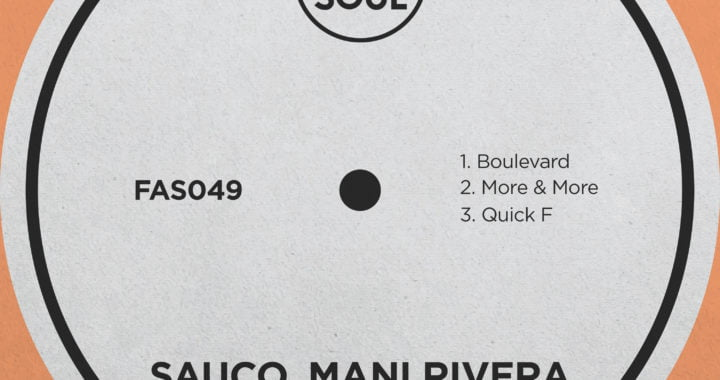 Sauco, Mani Rivera Boulevard [Feedasoul Records]