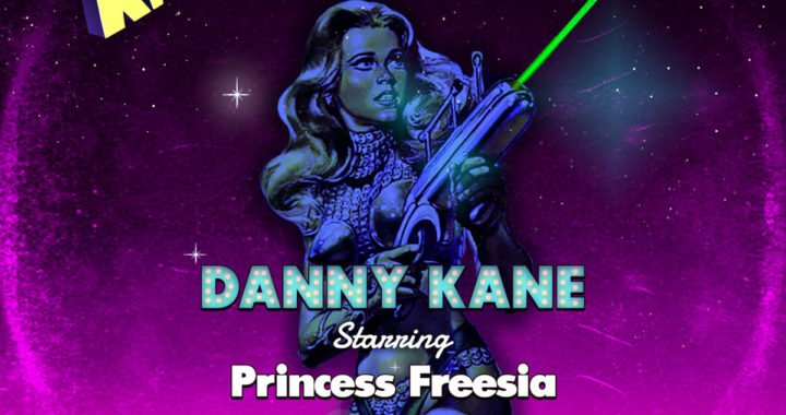 Danny Kane ft. Pricess Freesia – Wonderland EP [Midnight Riot