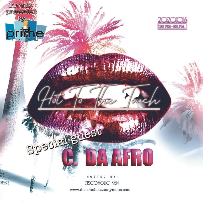 Hot To The Touch 16120 Discoholic Ken &C. Da Afro on Prime Radio