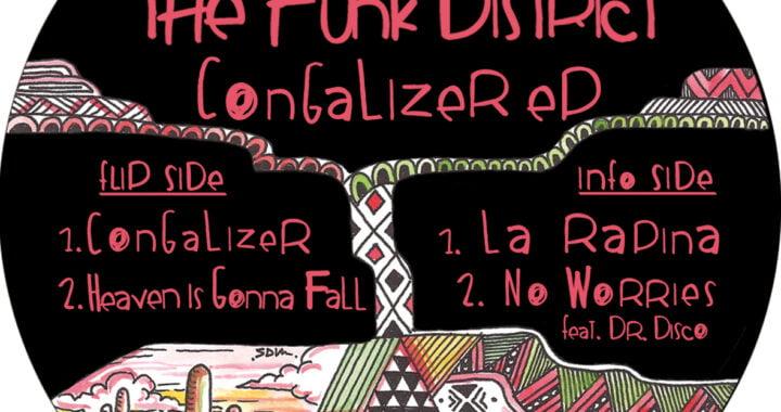 The Funk District – La Rapina [Samosa Records]