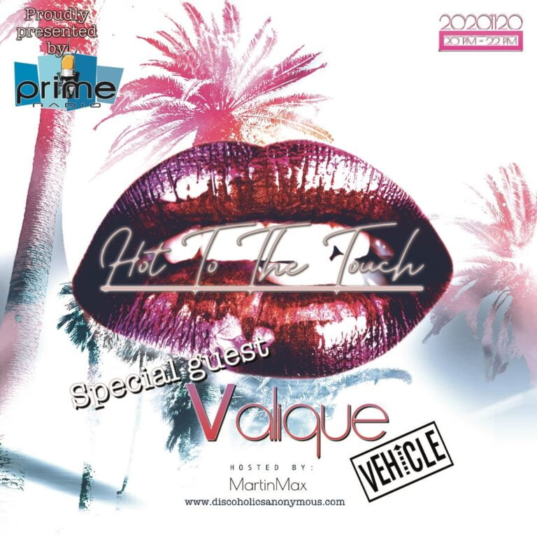 Hot To The Touch 201120 with MartinMax & Valique on Prime Radio