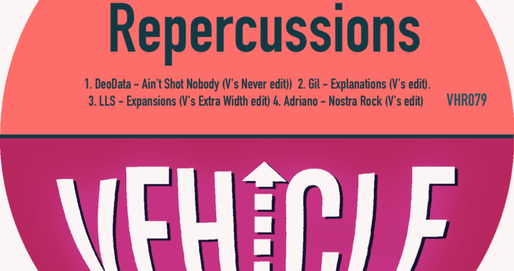 RELEASE OF THE WEEK: V's Edits – Repercussions [Vehicle]