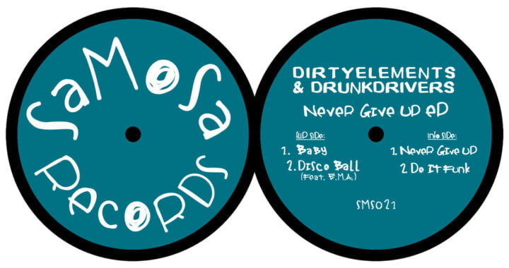 PREMIERE: Dirtyelements & Drunkdrivers – Baby [Samosa Records]
