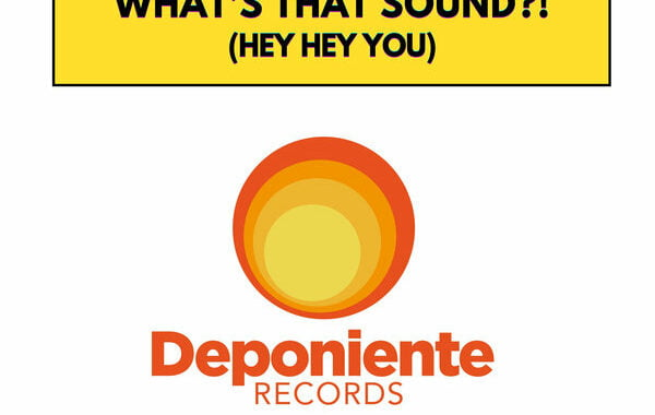 PREMIERE: Moogy Bee –  What's That Sound (Hey Hey You) (Luisen Lipps Mix) [Deponiente Records]