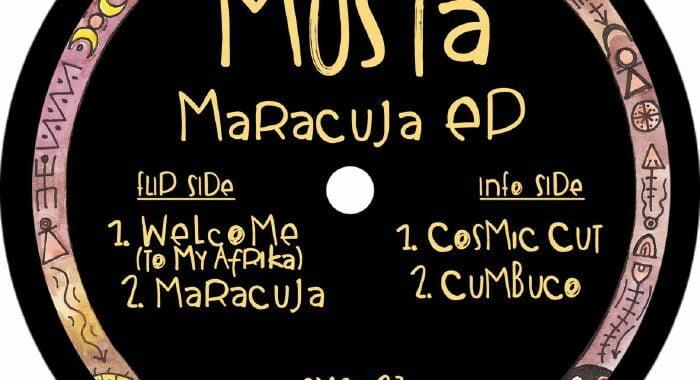 PREMIERE: Musta – Cumbuco [Samosa Records]