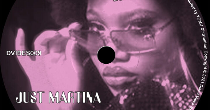 PREMIERE: Just Martina – For You [Dusty Disko Records]