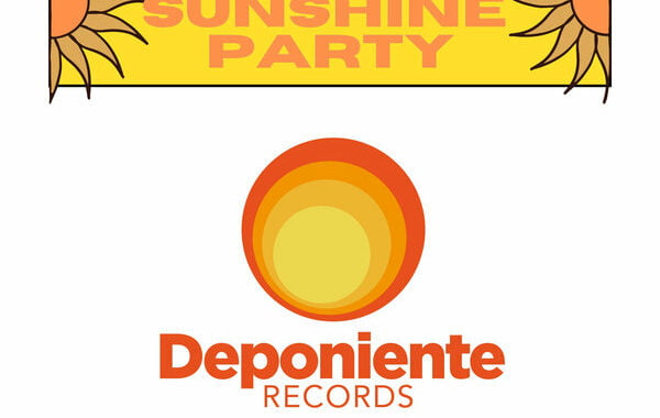 Moogy Bee – Sunshine Party (Luisen Do What You're Doing Mix) [Deponiente Records]
