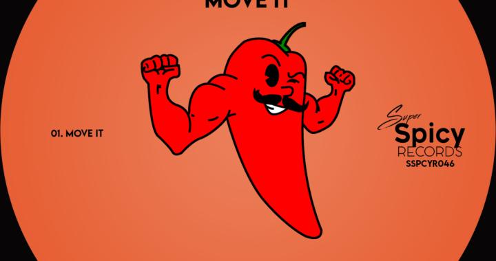 PREMIERE: Robert Ouimet & Dave Godin – Move It [Super Spicy Records]