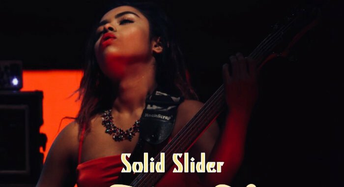 DOCTORSOUL – Solid Slider (DoctorSoul Funky Type Of Re-Therapy) [Bandcamp]